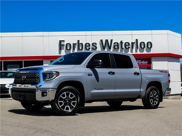2018 Toyota Tundra SR5 Plus 5.7L V8 (Stk: 05198A) in Waterloo - Image 1 of 26