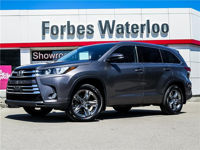 2018 Toyota Highlander Limited (Stk: 95463R) in Waterloo - Image 1 of 8