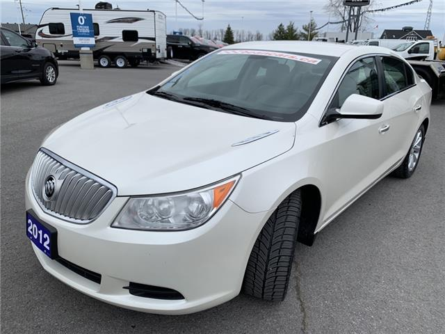 2012 Buick LaCrosse Base (Stk: 48399) in Carleton Place - Image 1 of 16
