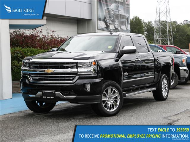2016 Chevrolet Silverado 1500 High Country (Stk: 168274) in Coquitlam - Image 1 of 18