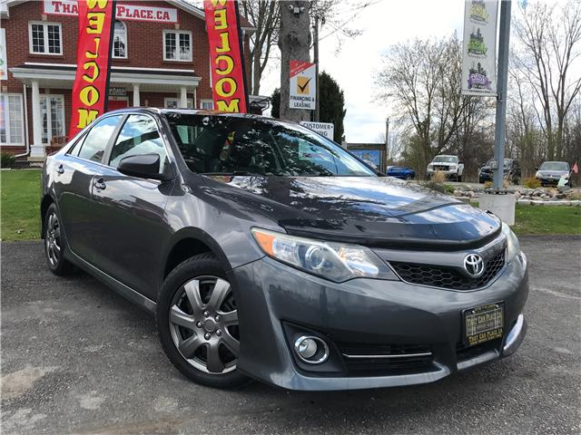 2013 Toyota Camry SE (Stk: 5570) in London - Image 1 of 24