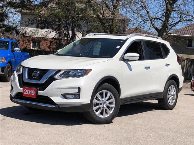 2019 Nissan Rogue SV |PANO ROOF |BACKUP CAM |AWD | LOADED (Stk: 5597) in Stoney Creek - Image 1 of 21