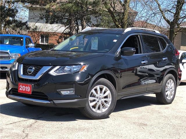 2019 Nissan Rogue SV | PANO ROOF | AWD |BACKUP CAM | LOADED (Stk: 5596) in Stoney Creek - Image 1 of 21