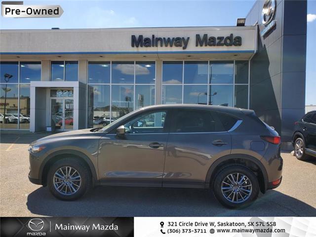 2019 Mazda CX-5 GS Auto AWD (Stk: PR1599) in Saskatoon - Image 1 of 27