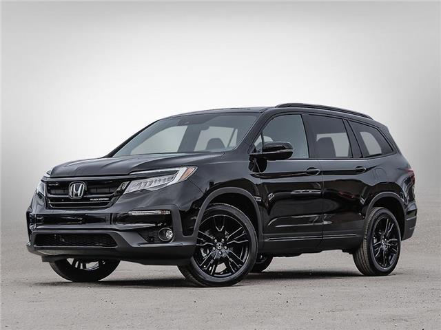 2020 Honda Pilot Black Edition (Stk: H40206T) in Toronto - Image 1 of 23