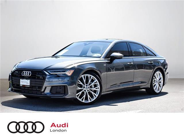 2019 Audi A6 55 Technik (Stk: 625653) in London - Image 1 of 26