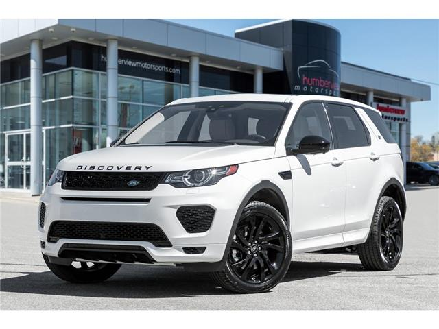 2019 Land Rover Discovery Sport HSE LUXURY (Stk: 82515) in Mississauga - Image 1 of 21