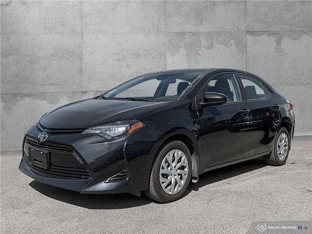 2018 Toyota Corolla LE (Stk: 9832) in Quesnel - Image 1 of 25