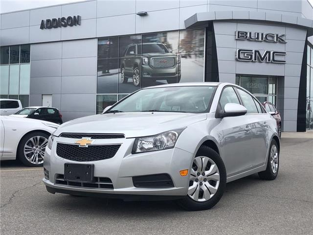 2014 Chevrolet Cruze 1LT (Stk: U102480) in Mississauga - Image 1 of 26