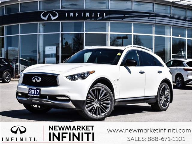 2017 Infiniti QX70 Base (Stk: UI1288) in Newmarket - Image 1 of 22