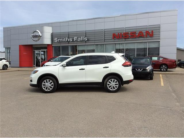 2017 Nissan Rogue S (Stk: 19-342A) in Smiths Falls - Image 1 of 13