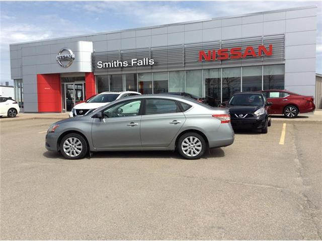 2013 Nissan Sentra 1.8 S (Stk: 20-102A) in Smiths Falls - Image 1 of 10