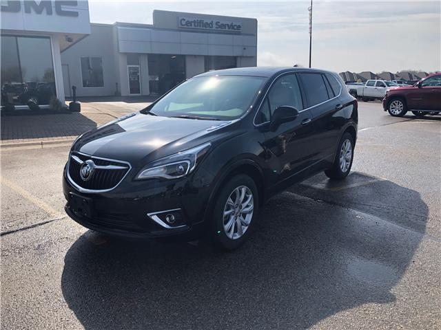 2019 Buick Envision Preferred (Stk: 44283) in Strathroy - Image 1 of 3