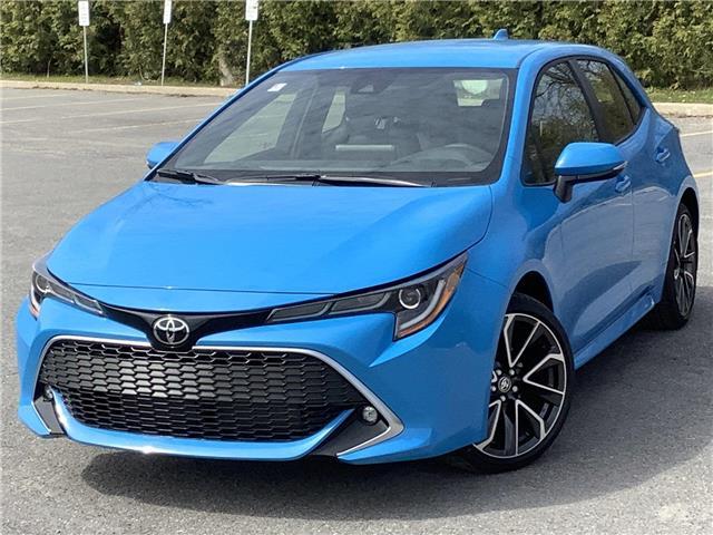 2020 Toyota Corolla Hatchback Base (Stk: 22233) in Kingston - Image 1 of 27