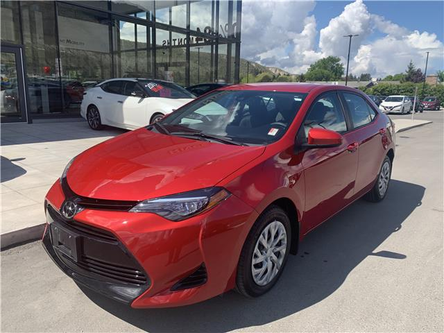 2018 Toyota Corolla LE (Stk: T20114A) in Kamloops - Image 1 of 19