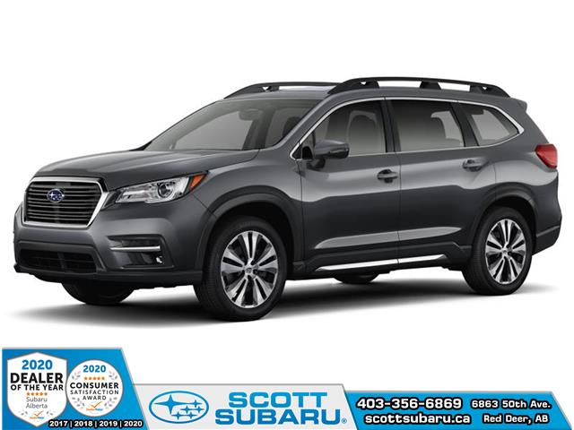 2020 Subaru Ascent Limited (Stk: 462896) in Red Deer - Image 1 of 10