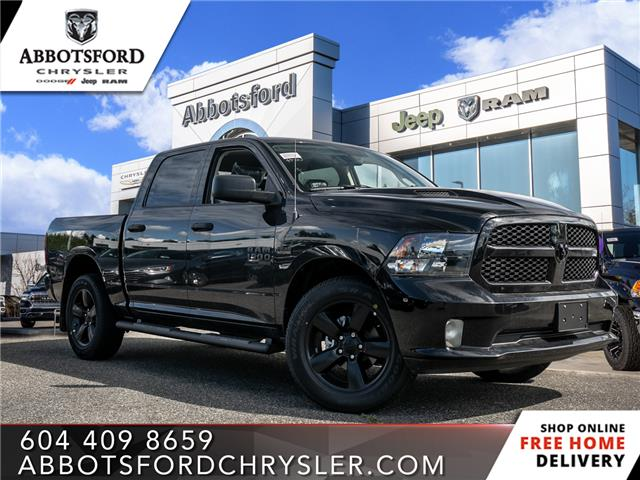 2020 RAM 1500 Classic ST (Stk: L114205) in Abbotsford - Image 1 of 25
