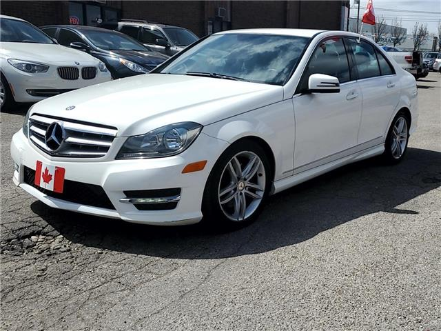 2013 Mercedes-Benz C-Class Base (Stk: M779255) in Kitchener - Image 1 of 22