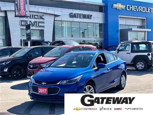 2017 Chevrolet Cruze LT/ True North / Sunroof / Auto / BLUE TOOTH / (Stk: 633218B) in BRAMPTON - Image 1 of 20