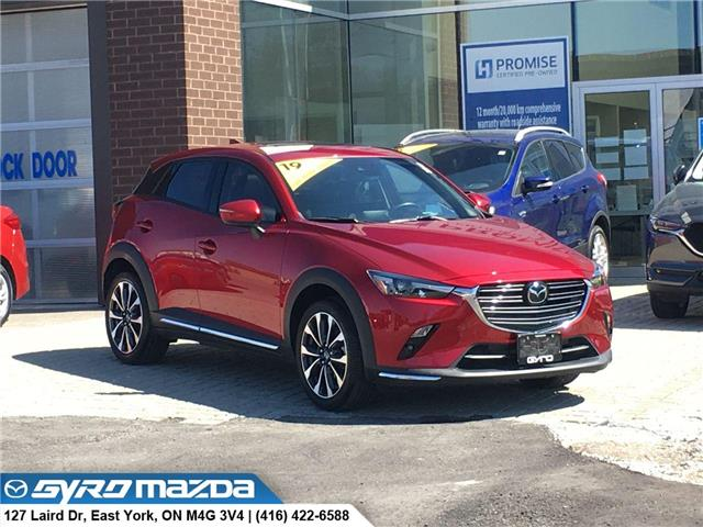 2019 Mazda CX-3 GT (Stk: 29622) in East York - Image 1 of 30