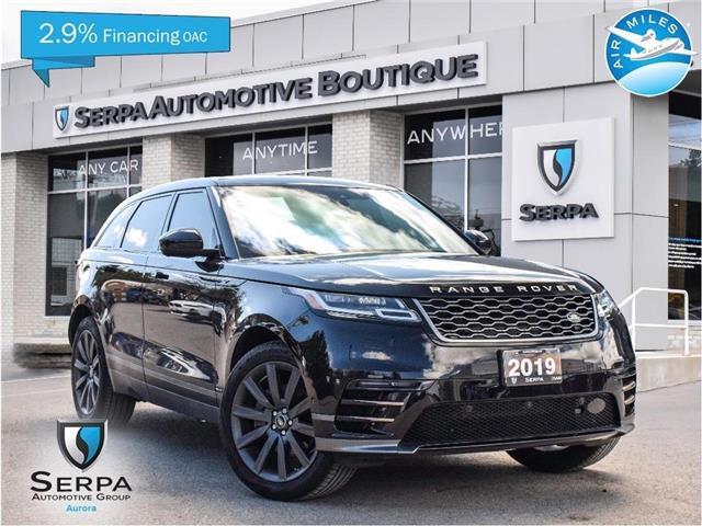 2019 Land Rover Range Rover Velar P300 HSE R-Dynamic (Stk: C1021) in Aurora - Image 1 of 27