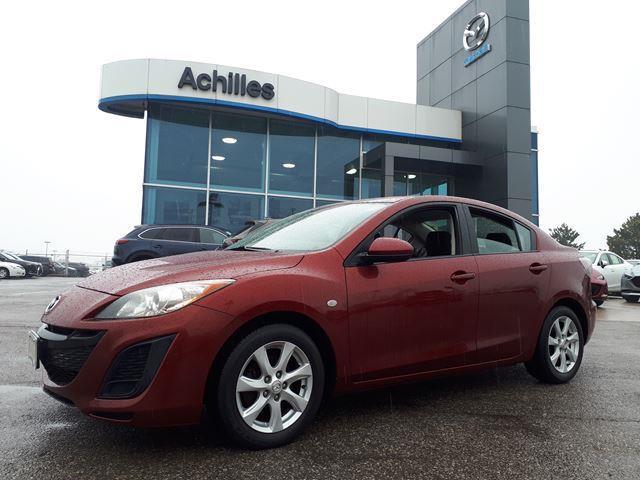 2010 Mazda Mazda3 GX (Stk: A9739B) in Milton - Image 1 of 12