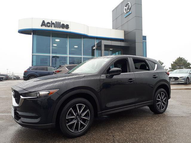 2017 Mazda CX-5 GX (Stk: H2111A) in Milton - Image 1 of 12
