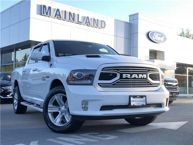 2018 RAM 1500 Sport (Stk: P6069) in Vancouver - Image 1 of 30