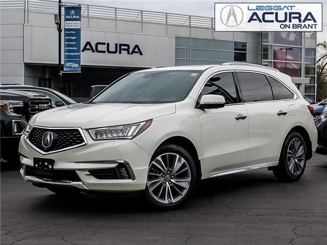 2018 Acura MDX Elite Package (Stk: 20391A) in Burlington - Image 1 of 28