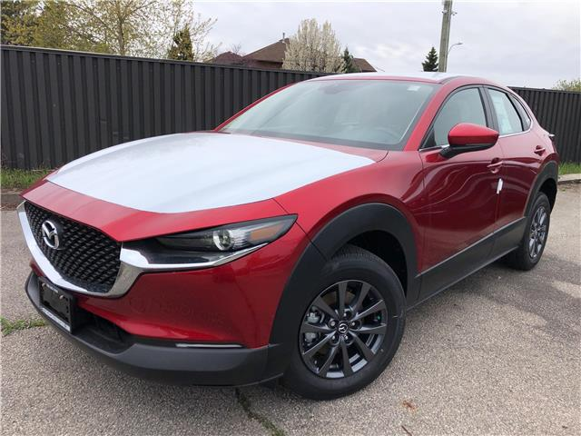 2020 Mazda CX-30 GX (Stk: SN1651) in Hamilton - Image 1 of 16