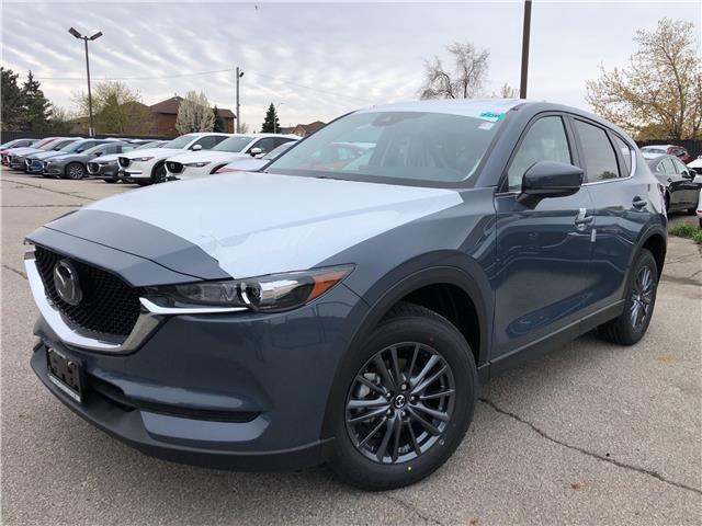 2020 Mazda CX-5 GS (Stk: SN1653) in Hamilton - Image 1 of 17