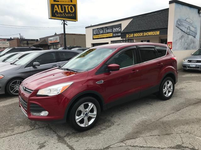 2013 Ford Escape SE (Stk: ) in Etobicoke - Image 1 of 14