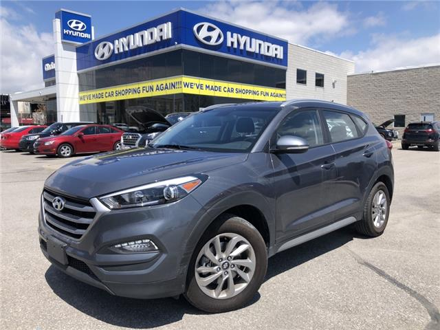 2018 Hyundai Tucson Premium 2.0L (Stk: U1068) in Clarington - Image 1 of 13