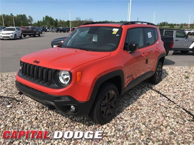 2018 Jeep Renegade Sport (Stk: J00881) in Kanata - Image 1 of 21