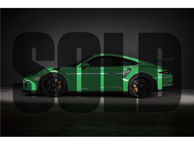 2016 Porsche 911 GT3 RS (Stk: MB0001) in Woodbridge - Image 1 of 18