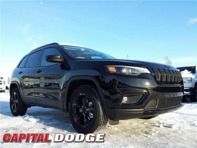 2020 Jeep Cherokee North (Stk: L00262) in Kanata - Image 1 of 24