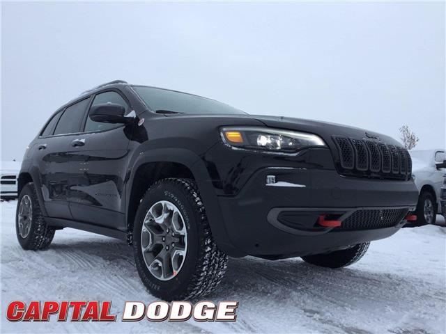 2020 Jeep Cherokee Trailhawk (Stk: L00256) in Kanata - Image 1 of 23