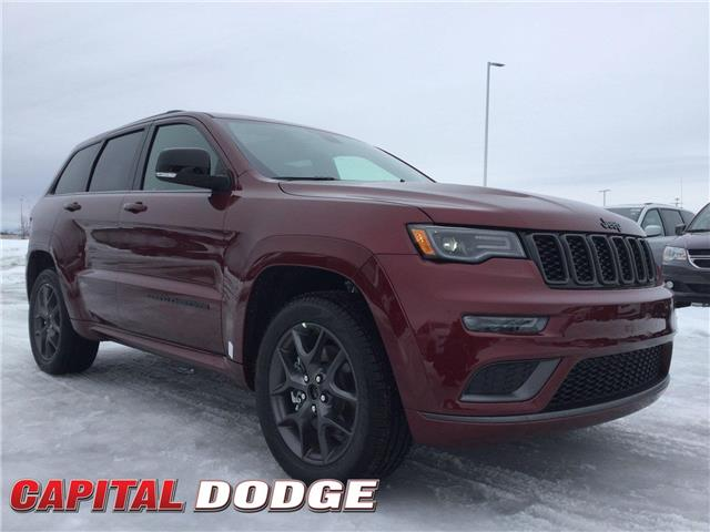 2020 Jeep Grand Cherokee Limited (Stk: L00220) in Kanata - Image 1 of 26