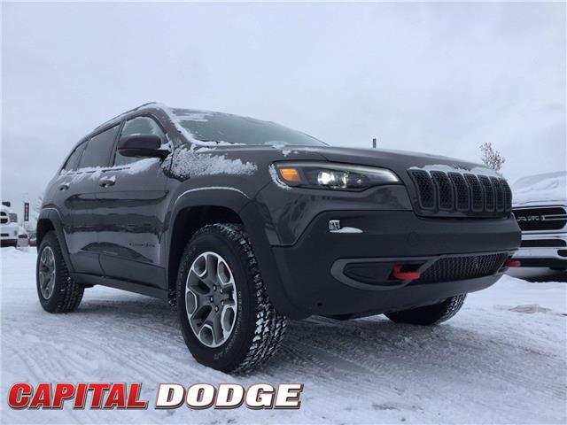 2020 Jeep Cherokee Trailhawk (Stk: L00254) in Kanata - Image 1 of 24