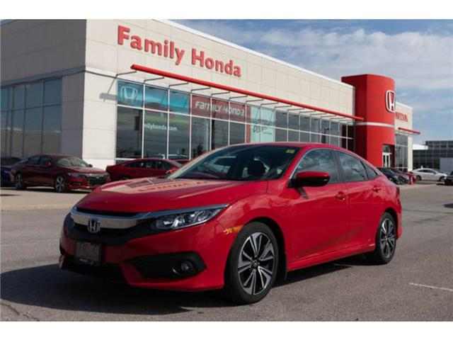 2018 Honda Civic Sedan EX-T CVT | GREAT CONDITION | LOW KMS | ECO MODE! (Stk: 101951T) in Brampton - Image 1 of 13
