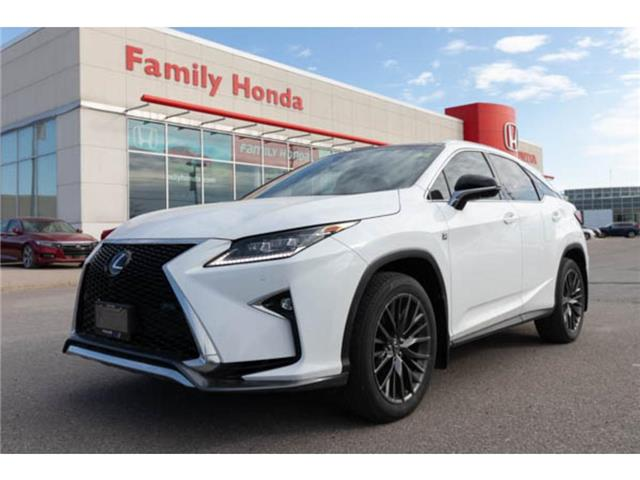 2017 Lexus RX 350 AWD 4dr | RED LEATHER | F SPORT 3 | LED HEADLIGHTS (Stk: 098101I) in Brampton - Image 1 of 13