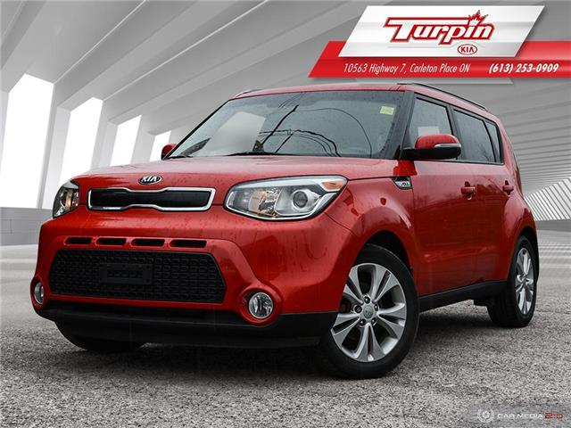 2014 Kia Soul EX+ (Stk: TK256) in Carleton Place - Image 1 of 27