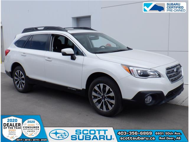 2016 Subaru Outback 2.5i Limited Package (Stk: 31723U) in Red Deer - Image 1 of 10