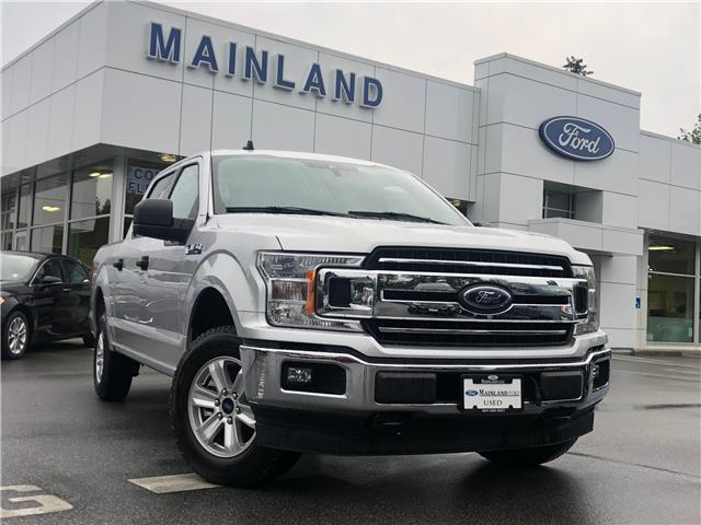 2019 Ford F-150 XLT (Stk: P7839) in Vancouver - Image 1 of 28