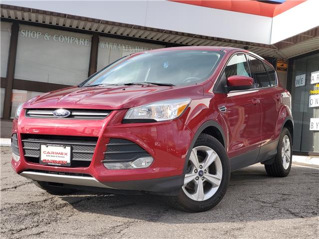 2016 Ford Escape SE (Stk: 2001045) in Waterloo - Image 1 of 21