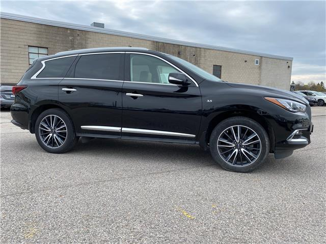 2018 Infiniti QX60 Base (Stk: H7810A) in Thornhill - Image 1 of 11