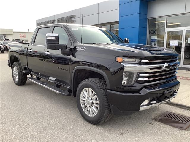 2020 Chevrolet Silverado 2500HD High Country (Stk: 20-500) in Listowel - Image 1 of 10