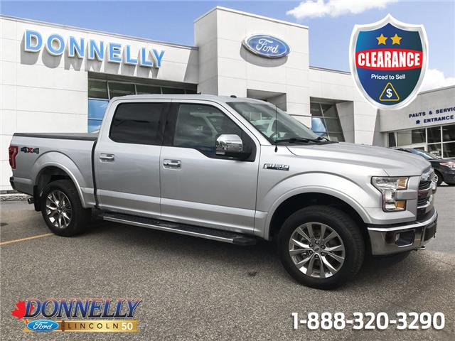 2017 Ford F-150  (Stk: DT461A) in Ottawa - Image 1 of 20