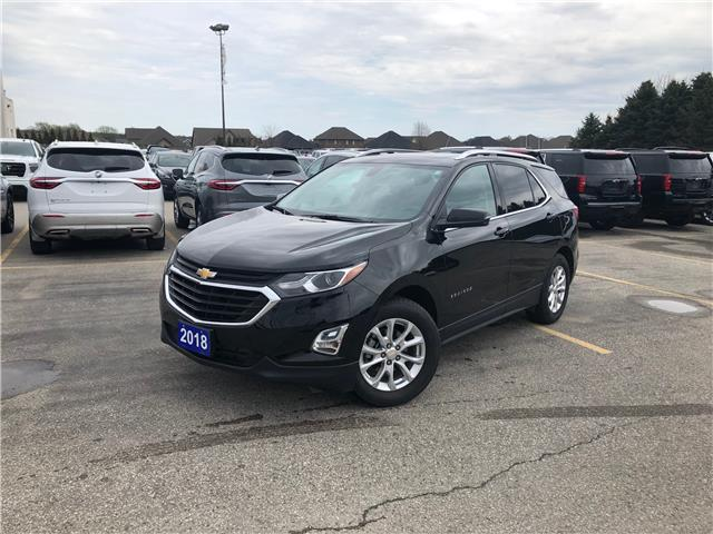 2018 Chevrolet Equinox LT (Stk: 132666) in Strathroy - Image 1 of 9