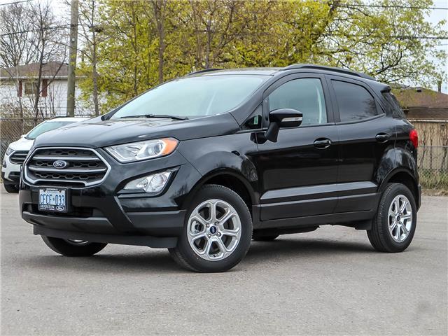 2018 Ford EcoSport SE (Stk: 18-33-632) in Stouffville - Image 1 of 28